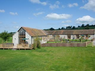 Lower Withial Farm - Lottisham Barn with Hot Tub - East Pennard vacation rentals