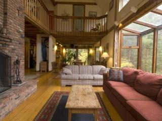 Southern Vermont Mountain Home on 22 Private Acres - Saxtons River vacation rentals