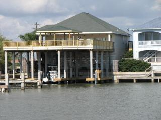 waterfront with   pier/boat slip,Port Mansfield Tx - Port Mansfield vacation rentals