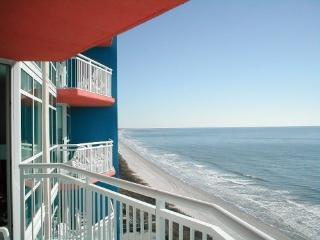 BRAND NEW OCEAN FRONT RESORT TOWER  - CHERRY GROVE - North Myrtle Beach vacation rentals