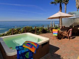 Amazing Oceanfront Home in Encinitas, E4801+2 - Encinitas vacation rentals