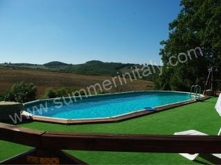 Charming House with Deck and Garden - Casole D'elsa vacation rentals