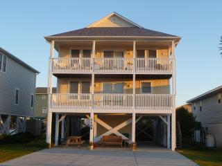 Beach Walkers Lane - 5 Bedrooms at the Beach - Surf City vacation rentals