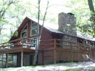 Spacious Home on Peaceful/Private Wooded Lot - Lake Harmony vacation rentals