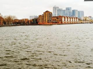 River Thames 2 bedroom house - London vacation rentals