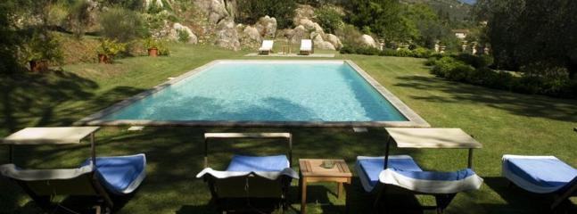 5 bedroom Villa in Lucca, Lucca Area, Tuscany, Italy : ref 2230298 - Image 1 - Lucca - rentals