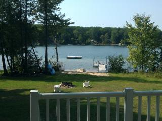 Beautiful Cottage on Little Bass Lake w/ Beach! - Northwest Michigan vacation rentals