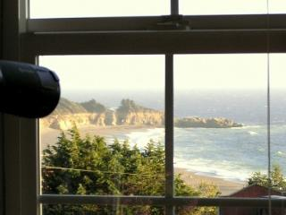Stunning Gualala Beach View in Charming ArtVillage - Gualala vacation rentals