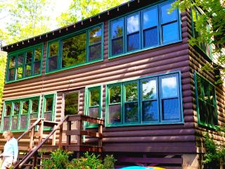 Classic Adirondack Lakefront Cabin on Quiet Lake - Gloversville vacation rentals