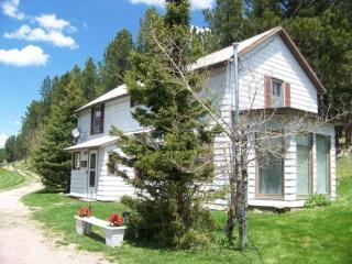Kiddville Ranch and Historical Gold Mining Camp. - Custer vacation rentals