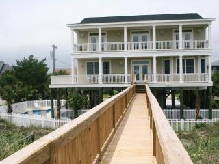 Oceanfront  7 BR w/  Pool, Hot Tub & Elevator - Murrells Inlet vacation rentals