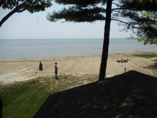 Beachfront Home Waiting for you! - Au Gres vacation rentals