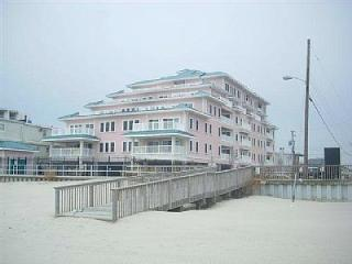BEACH FRONT LUXURY CONDO - AWESOME VIEW - Wildwood Crest vacation rentals