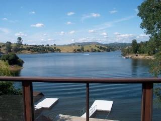 Lakefront Home with private dock - Jamestown vacation rentals