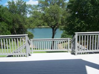 WEEKDAY SPECIAL $$ - Luxury Waterfront Hm w/Dock - Spicewood vacation rentals