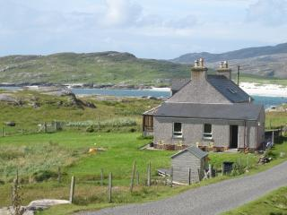 Bright 4 bedroom Isle of Harris House with Satellite Or Cable TV - Isle of Harris vacation rentals