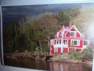 Cottage overlooking Linekin Bay, East Boothbay - Boothbay Harbor vacation rentals