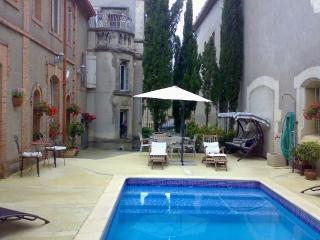 Chateau Marcel -Carignan Suite - Cesseras vacation rentals