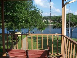 Waterfront HM w/Dock--Easy Walk to Water! Sleeps 8 - Spicewood vacation rentals