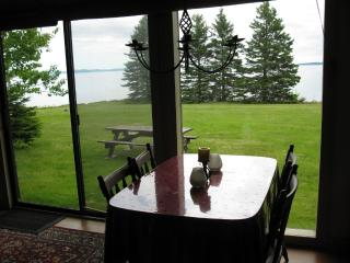 Rustic Housekeeping Cabin on Passamaquoddy Bay - DownEast and Acadia Maine vacation rentals