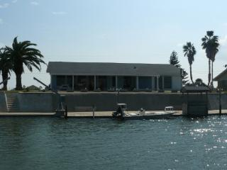 Rockport Canal Home with Dock - Rockport vacation rentals
