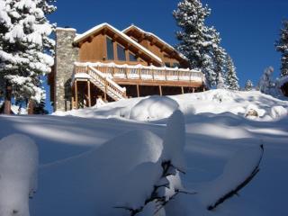 4,000 S/Ft. Log Home Donner Lake -Wolfe Estates - Soda Springs vacation rentals