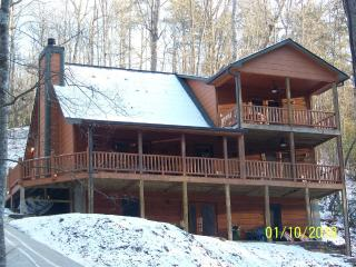 Riverfront - Wi/Fi - Hot tub - Game room! - North Georgia Mountains vacation rentals