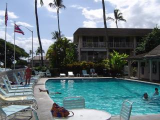 Kihei, Maui, Hawaii, condo across from the beach. - Kihei vacation rentals