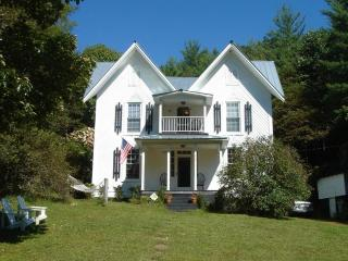 Historic Waterfront Home on the New River!! - Blue Ridge Mountains vacation rentals