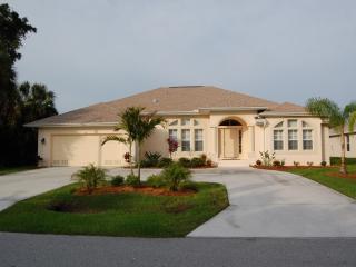 Spacious Gulf Coast Villa with Larger Pool / Spa - Rotonda West vacation rentals