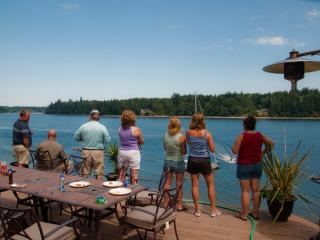 NORTHWEST WATERFRONT BEACH HOUSE US OPEN 2015 - Shelton vacation rentals