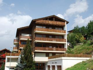 Swiss Chalet with Breathtaking Mountain Views - Grächen vacation rentals