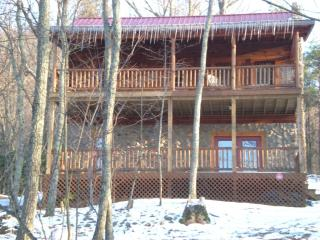 Cherokee National Forest Cabins - Johnson City vacation rentals
