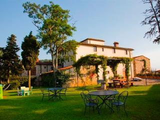 Apartment Trebbiano with shared garden & pool - Molino del Piano vacation rentals