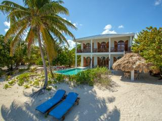 5bd Luxurious Beach House with Pool & Caring Staff - Ambergris Caye vacation rentals
