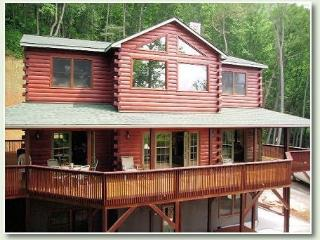 Tree Tops at Bench Mountain--HOT TUB & WiFi - Franklin vacation rentals