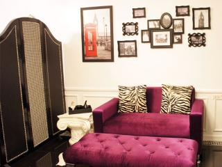 Modern Victorian Decor Condo for Rent Quezon City - Tinian vacation rentals