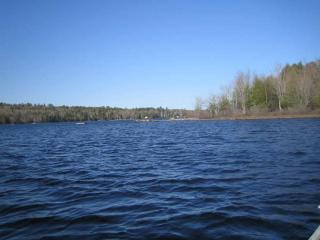 lakefront chalet style house on sebec lake - Abbot Village vacation rentals