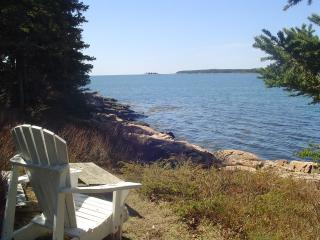 Spectacular Oceanfrontage & Private Cove - DownEast and Acadia Maine vacation rentals