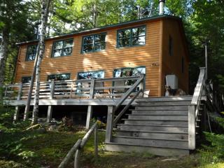 Mooselookmeguntic lakefront cabin rental Rangeley - Oquossoc vacation rentals