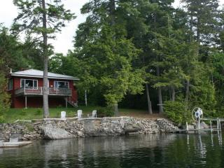Waterfront Rental on Pleasant Pond - Island Falls vacation rentals