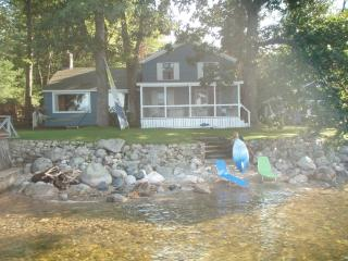 Peace of Mind on Sebago Lake: For Private Families - Western Maine vacation rentals