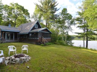Waterfront Cottage on Patten Pond - Ellsworth vacation rentals