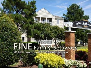 Williamsburg Condo - 5 Star Luxury - See  Reviews! - Williamsburg vacation rentals