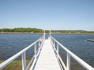 Annisquam's Buoy 23: 4BR Waterfront w/Dock - North Shore Massachusetts - Cape Ann vacation rentals