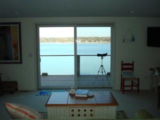 Spacious Lake Charlevoix Waterfront w/ Boat Slip - Alden vacation rentals