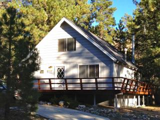 """Colusa Pines"" Vacation Cabin in Big Bear Lake, CA - City of Big Bear Lake vacation rentals"