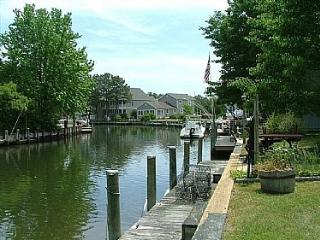 Waterfront Home in Keenwick Sound,W.Fenwick Island - Selbyville vacation rentals