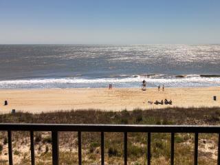 DIRECT--Oceanfront Condo East Winds East! - Ocean City vacation rentals