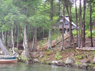 A Quiet Place on a Beautiful Lake - 200ft Frontage - Island Falls vacation rentals